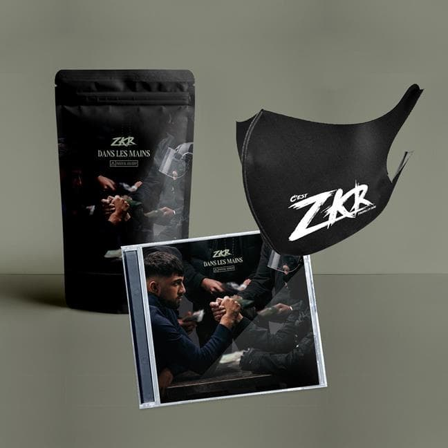 PACK DELUXE   CD + MASQUE